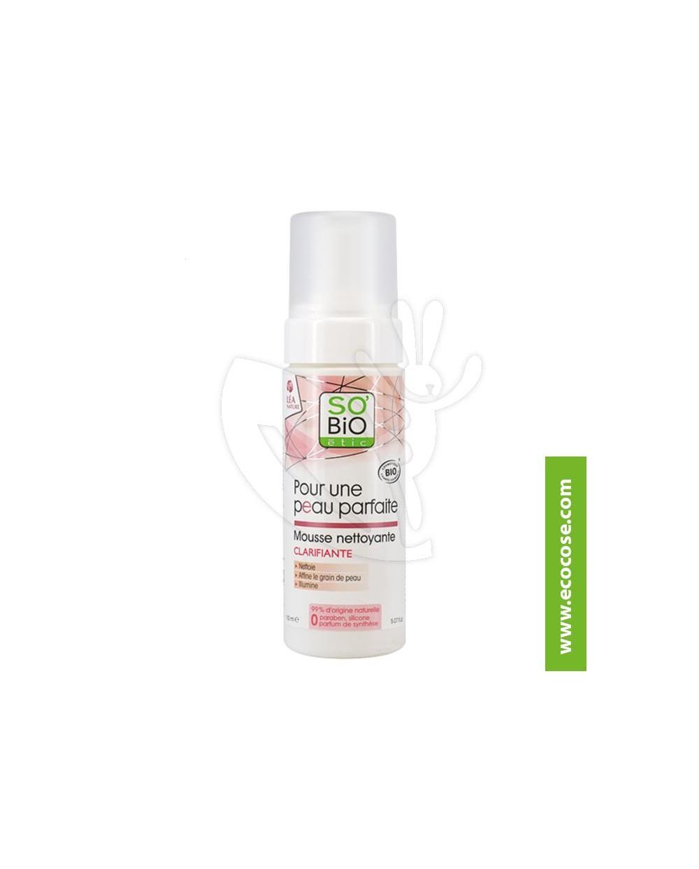 So' Bio Étic - Pelle Perfetta - Mousse detergente