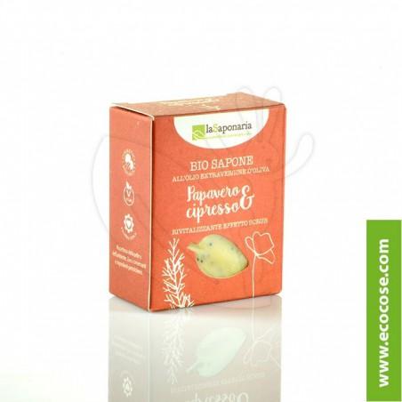 La Saponaria - Sapone papavero e cipresso