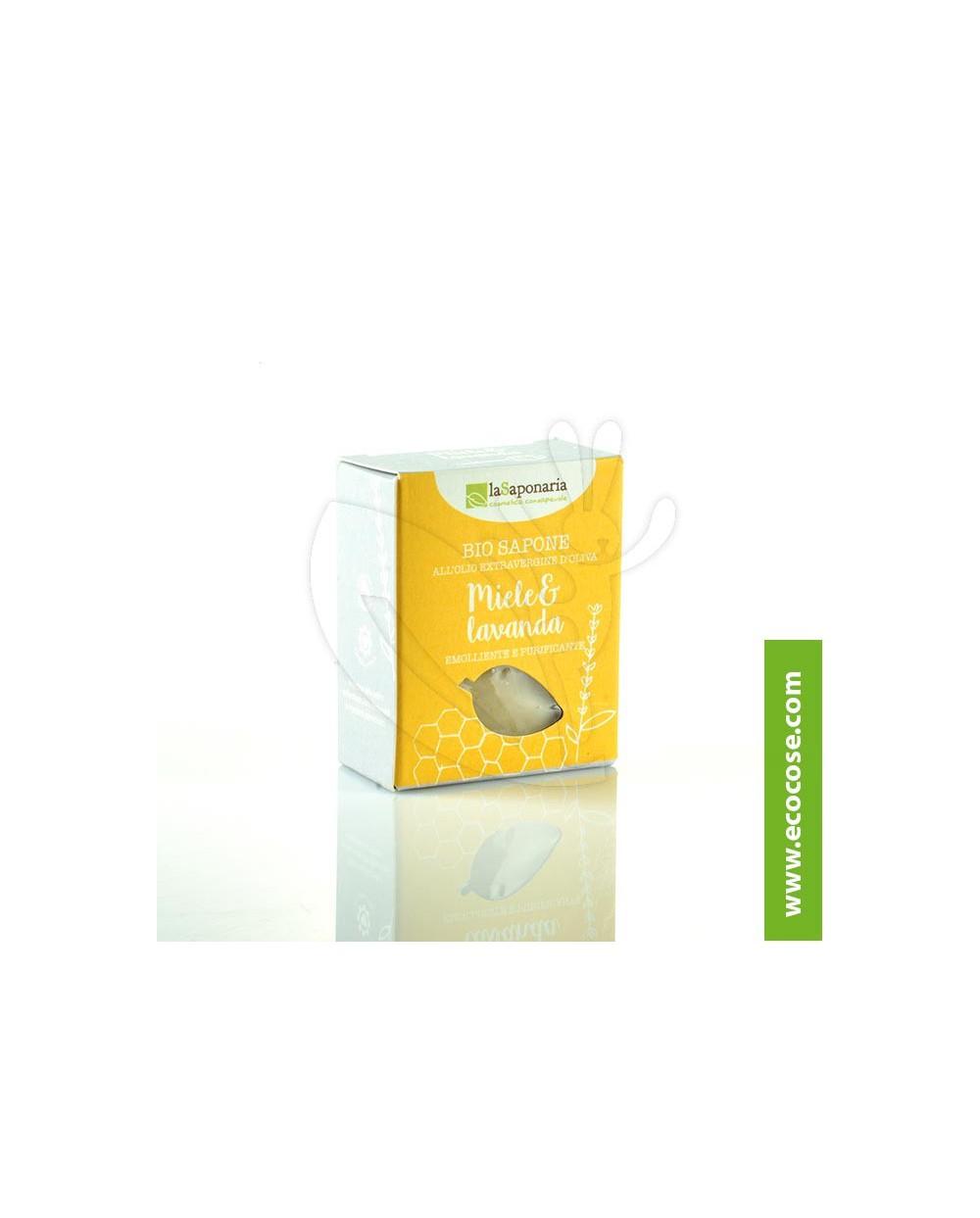 La Saponaria - Sapone miele e lavanda