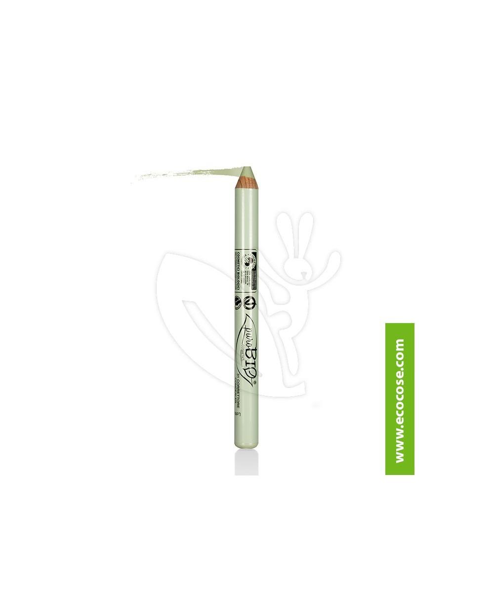 PuroBIO Cosmetics - Matitone Correttore Correttivo 31 Verde