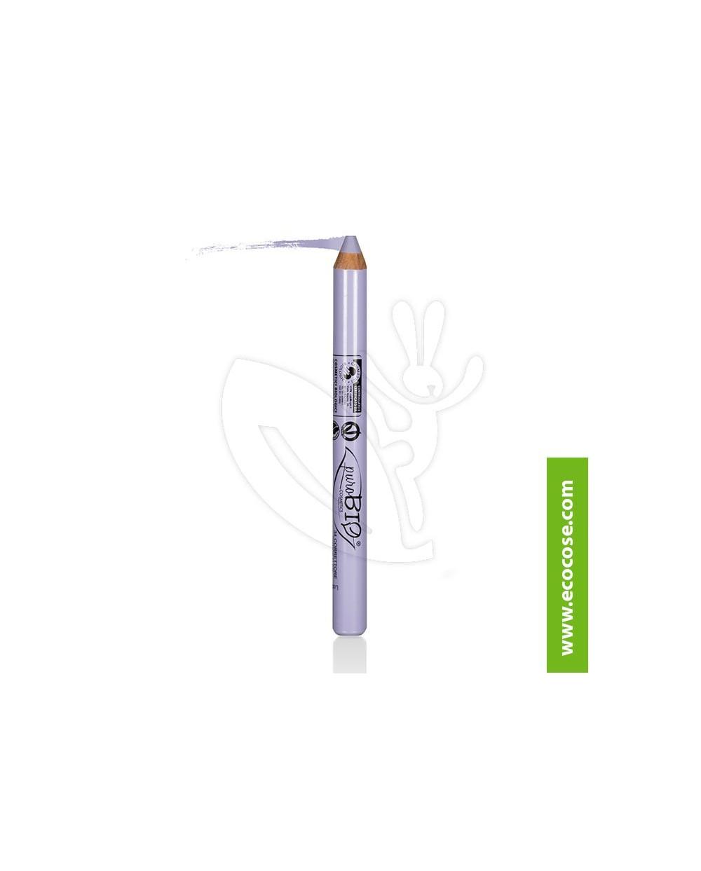 PuroBIO Cosmetics - Matitone Correttore Correttivo 34 Lilla