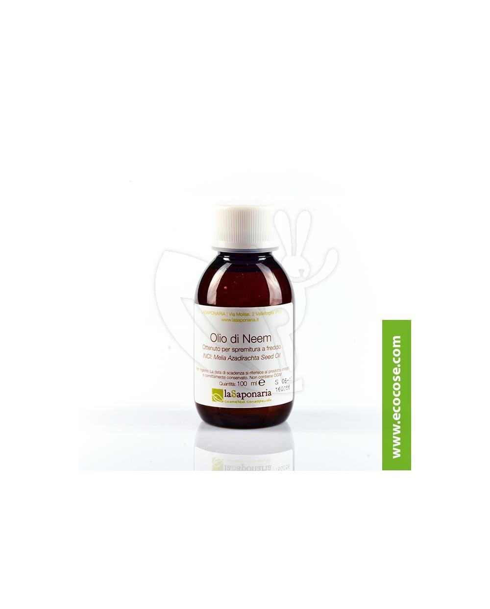 La Saponaria - Olio di Neem