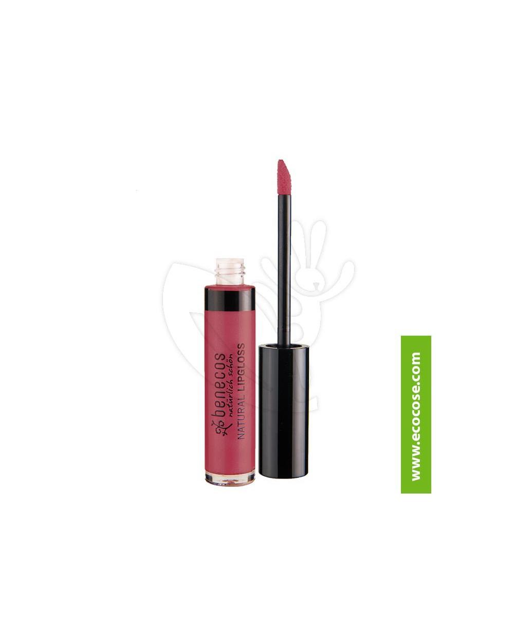 Benecos Lucidalabbra Naturale - Pink Blossom - *NEW*