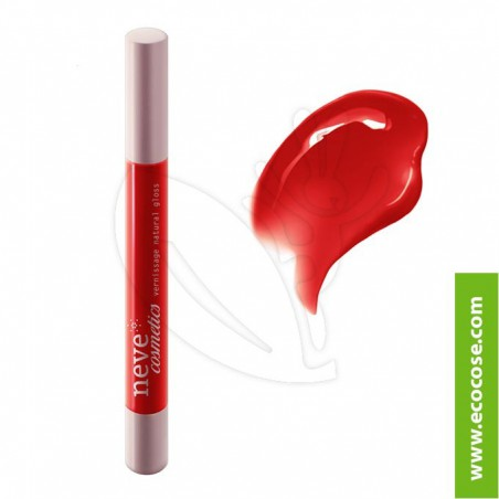 Neve Cosmetics - Vernissage Gloss - Oriental Poppies