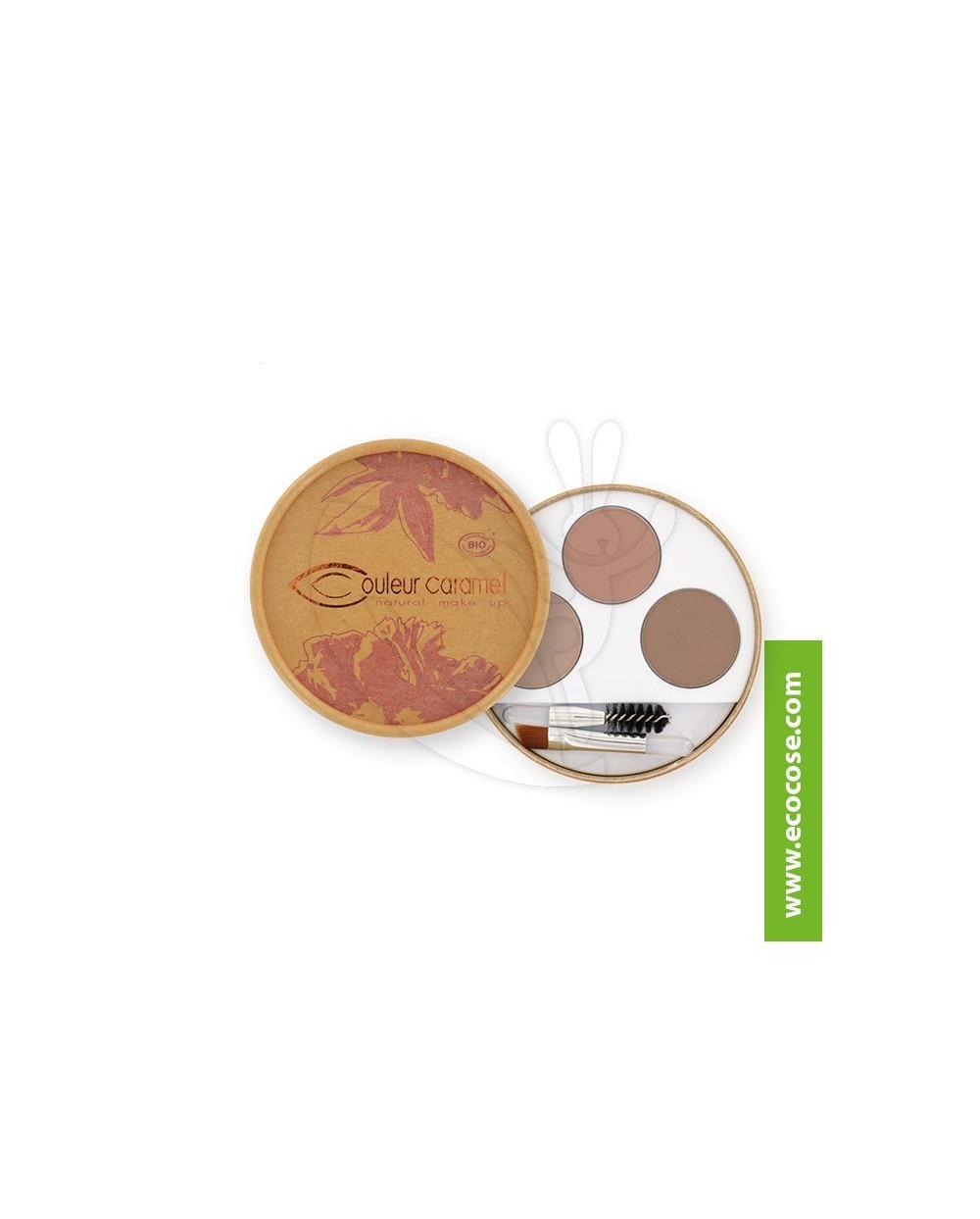 Couleur Caramel - Kit sopracciglia bionde 928