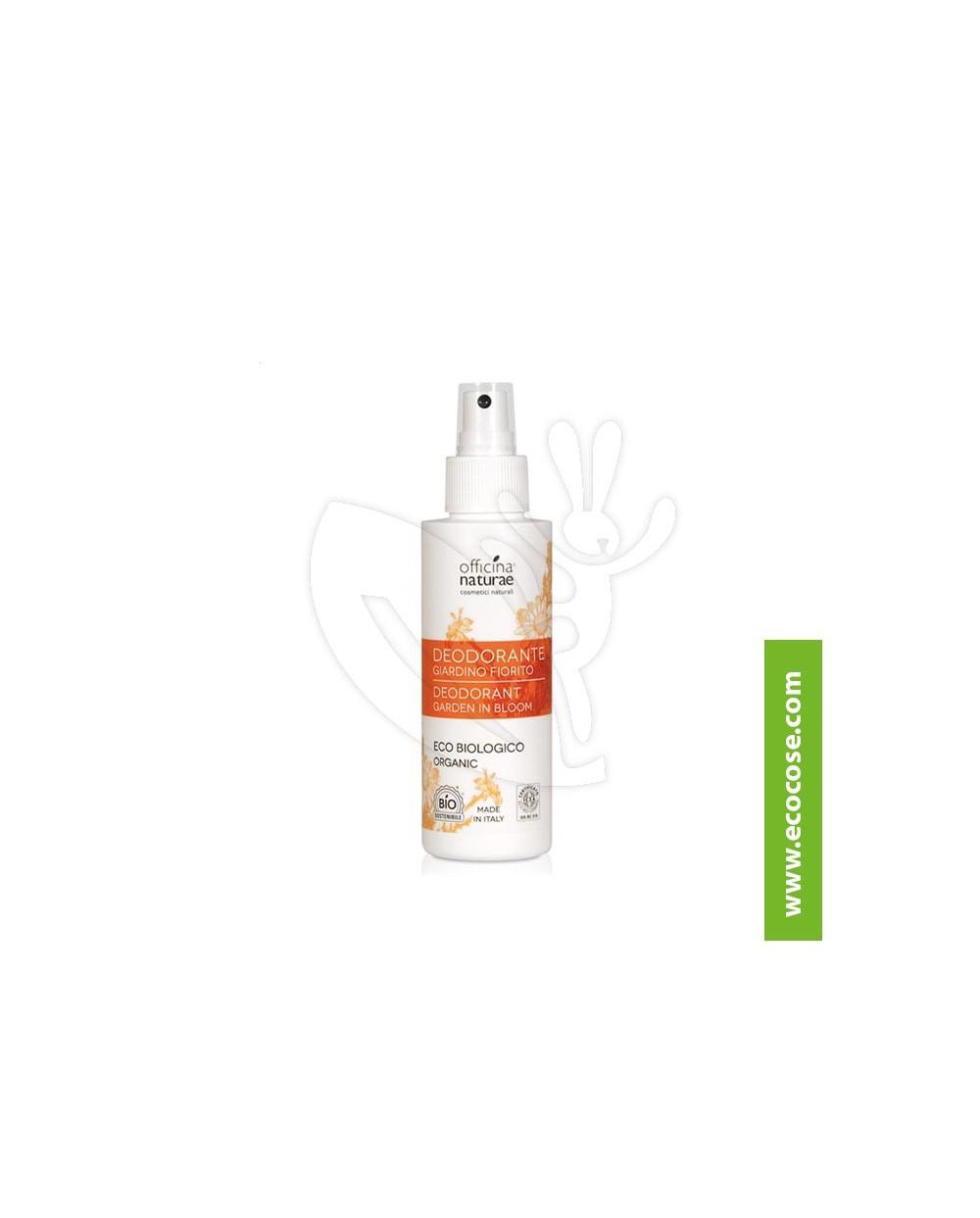 Officina Naturae - Gli Innovattivi - Deodorante Giardino Fiorito