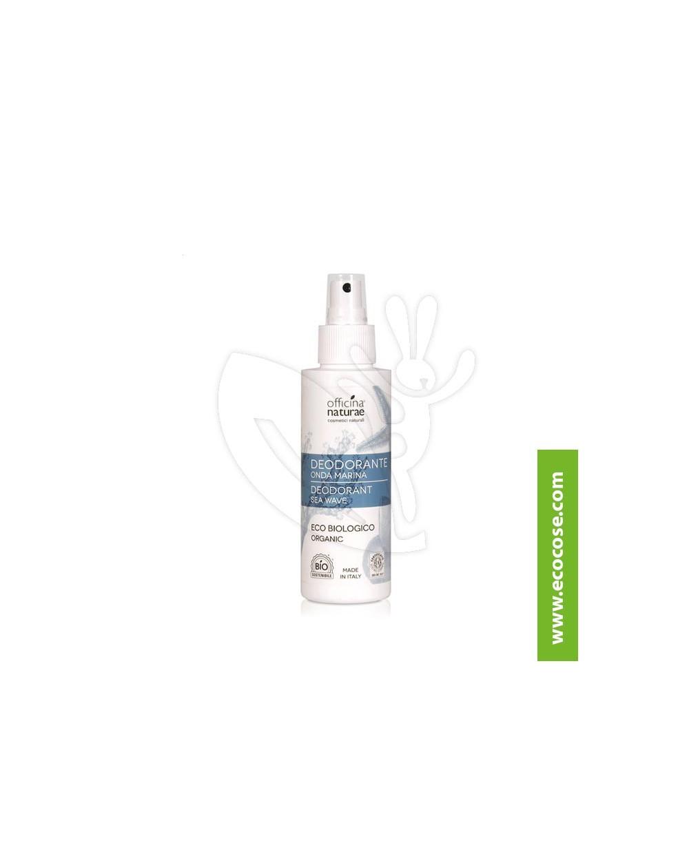 Officina Naturae - Gli Innovattivi - Deodorante SPRAY Onda Marina