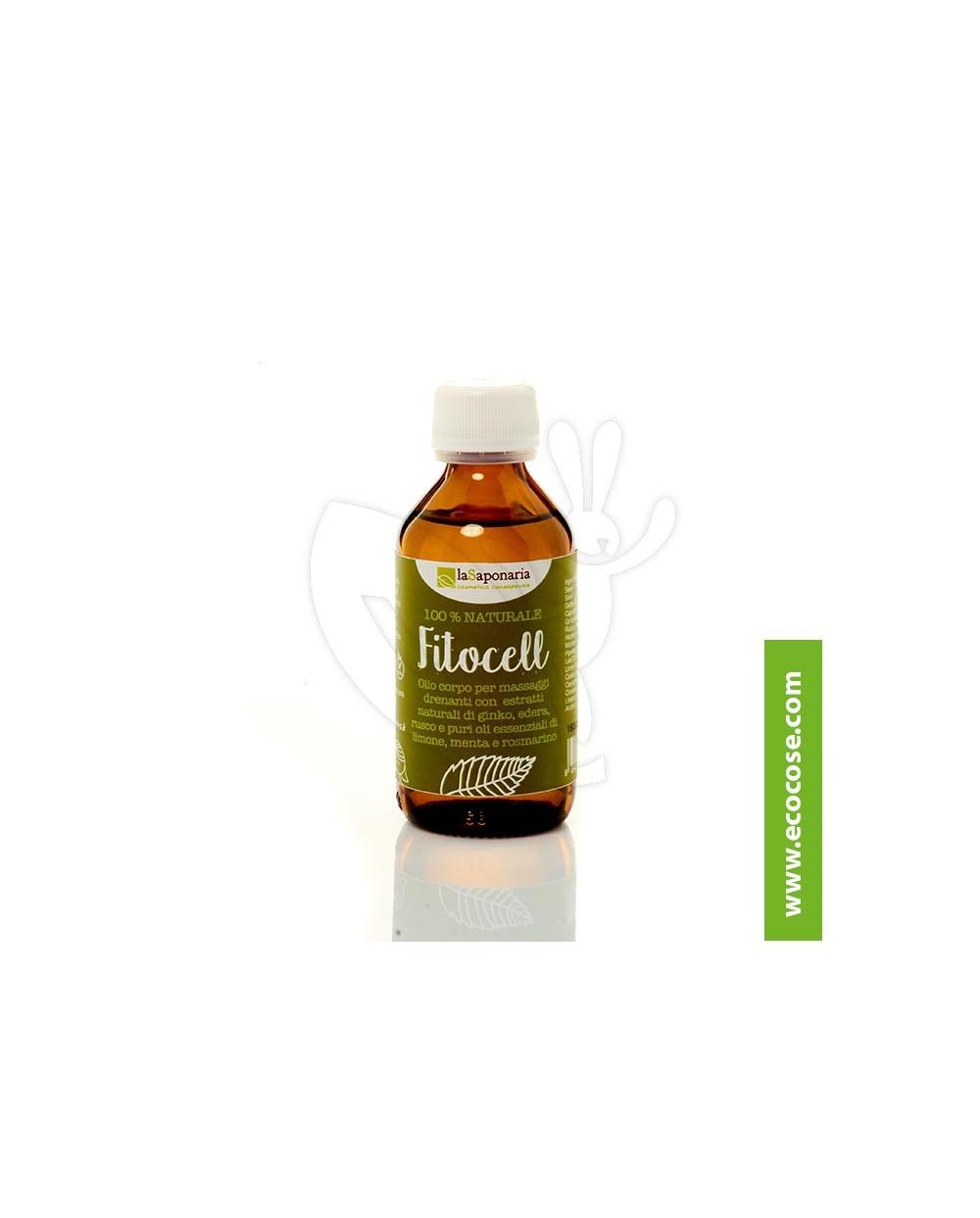 La Saponaria - Fitocell - Olio anticellulite*
