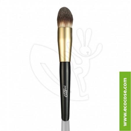 PuroBIO Cosmetics - Pennello 10 BBCREAM sculpting tapered