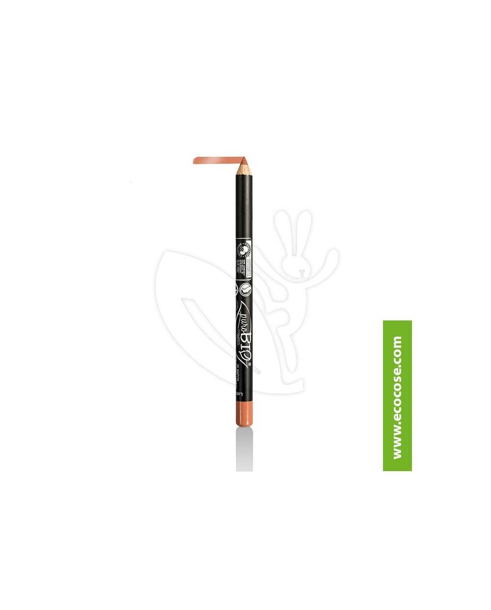 PuroBIO Cosmetics - Matita Biologica Labbra 35 Pesca Chiaro