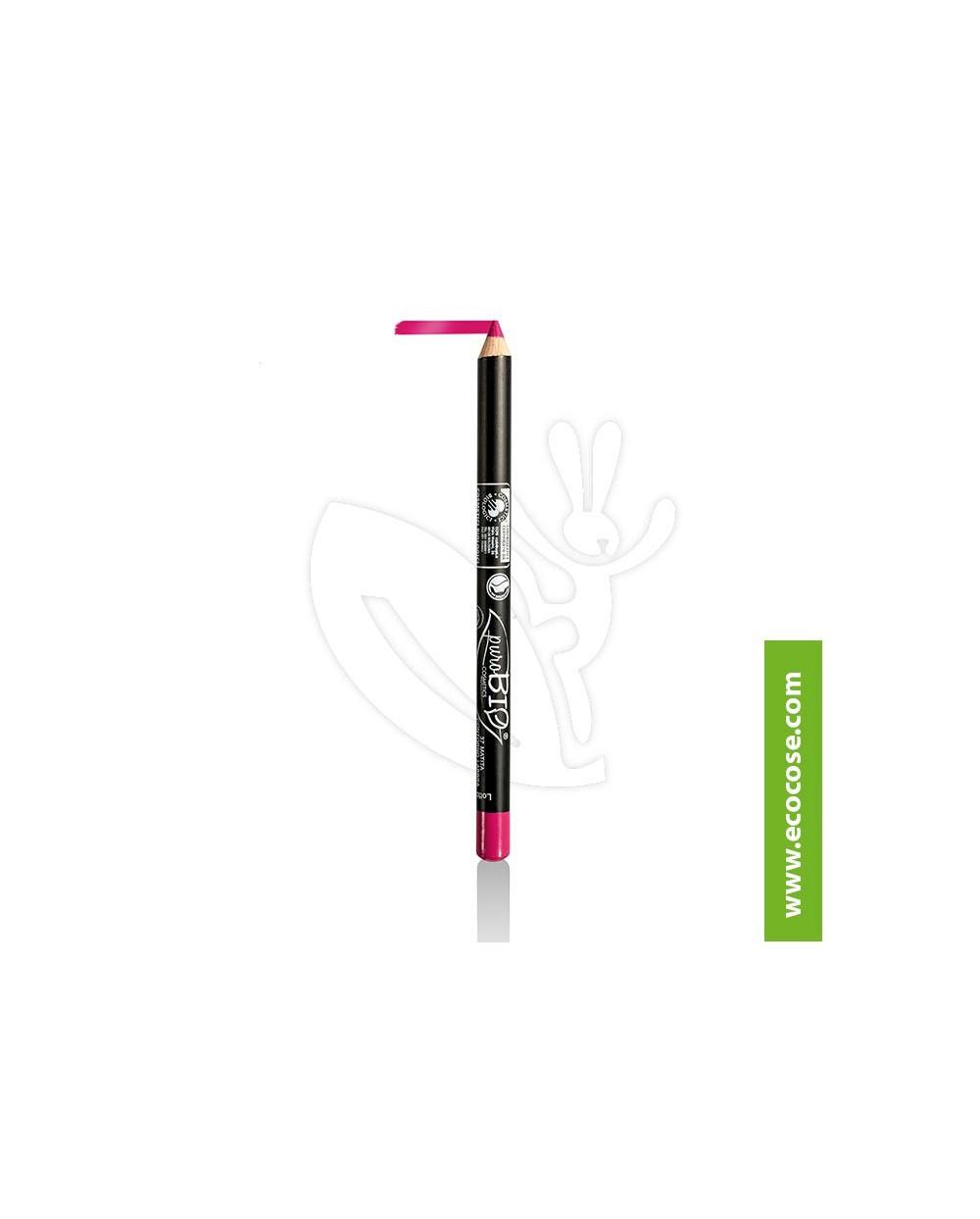 PuroBIO Cosmetics - Matita Biologica Labbra 37 Fenicottero