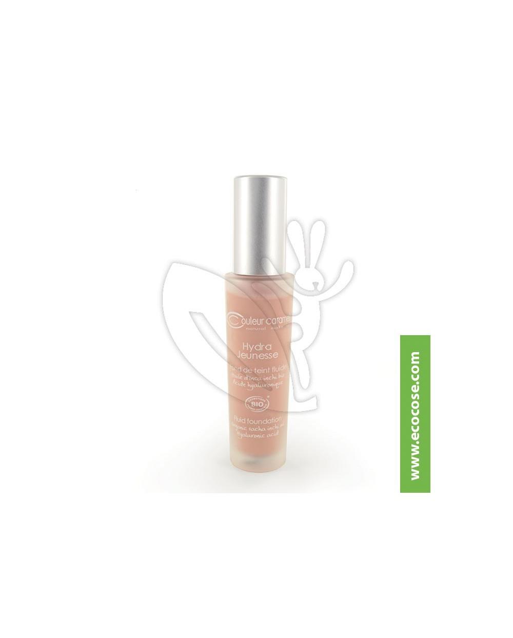 Couleur Caramel - Fondotinta Hydra Jeunesse - Beige ambré 26