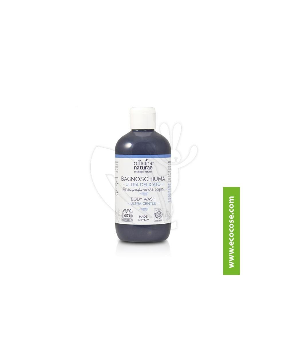 Officina Naturae - Gli ULTRADELICATI - Bagnoschiuma senza profumo