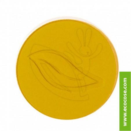 PuroBIO Cosmetics - Ombretto in cialda 18 Giallo indiano - REFILL