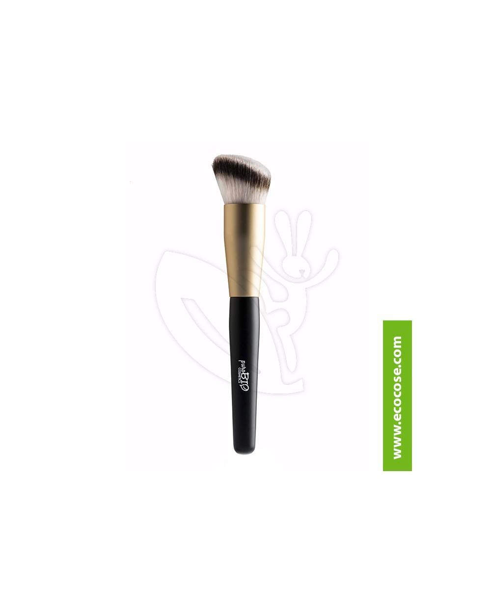 PuroBIO Cosmetics - Pennello 11 Sculpting angled Blush