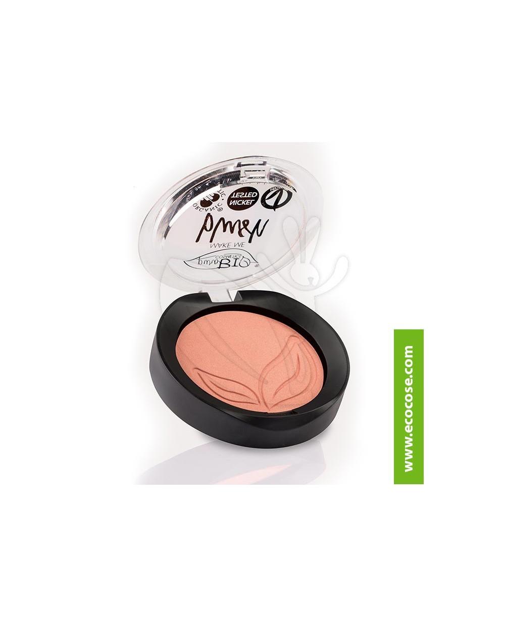 PuroBIO Cosmetics - Blush 01 Rosa satinato