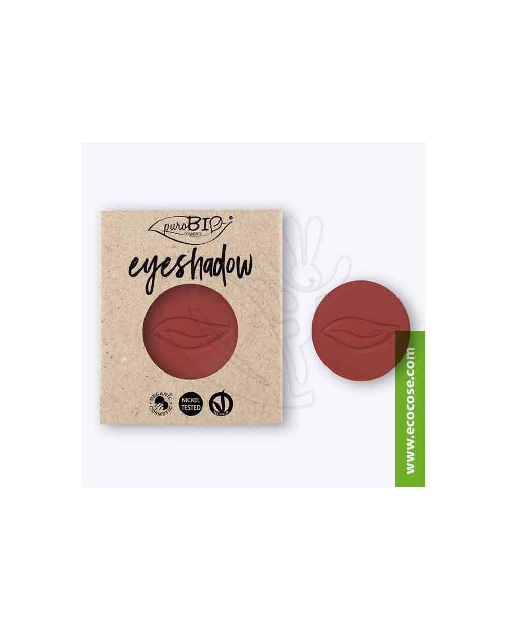 PuroBIO Cosmetics - Ombretto in cialda 13 Marsala - REFILL