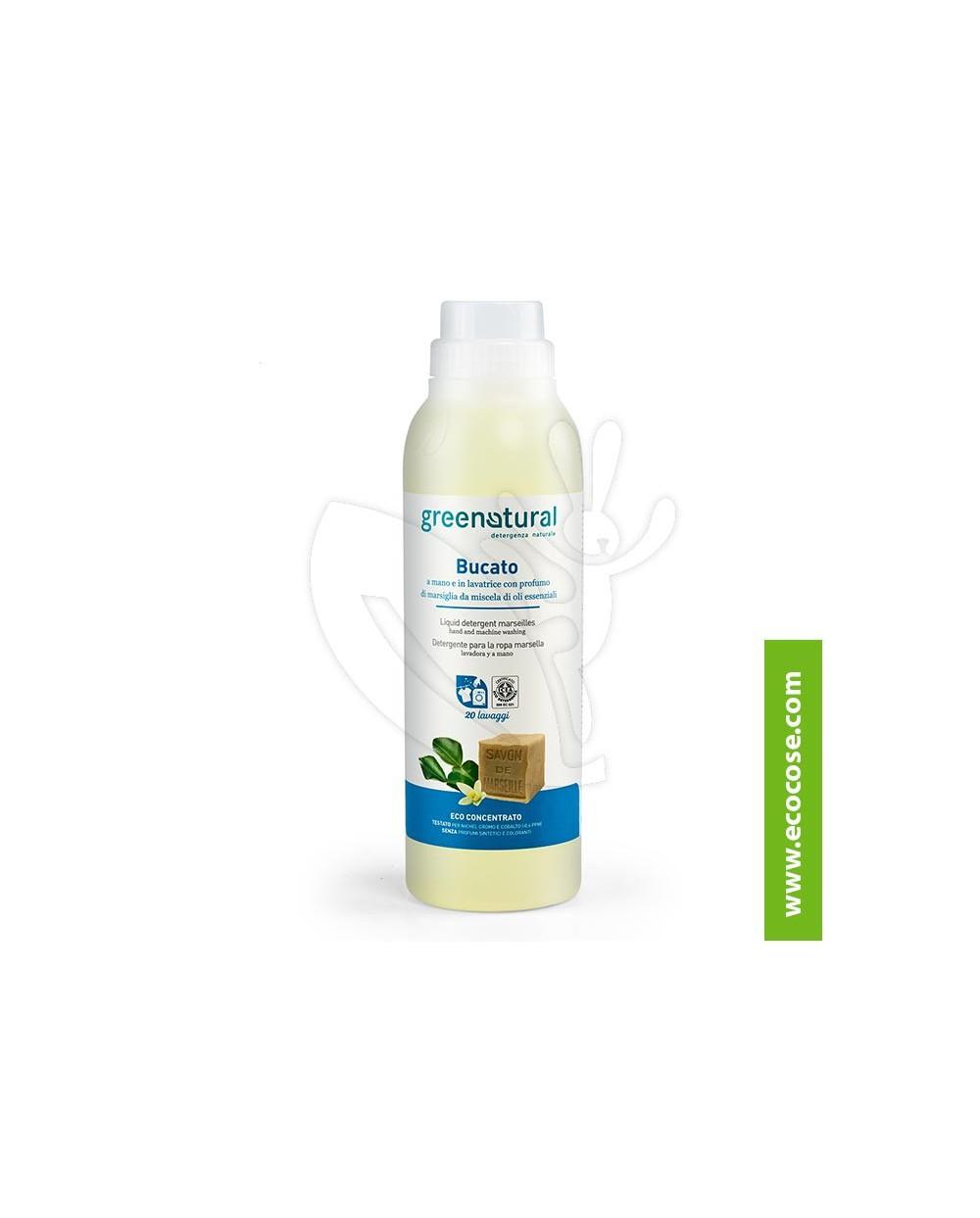Greenatural - Bucato a mano e lavatrice MARSIGLIA
