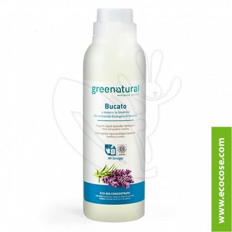 Greenatural - Bucato a mano e lavatrice LAVANDA