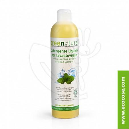 Greenatural - Lavastoviglie liquido