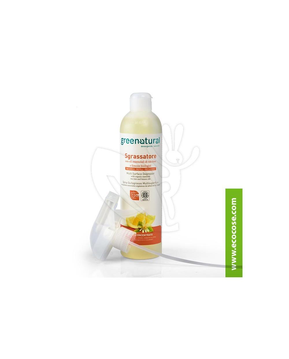 Greenatural - Sgrassatore igienizzante