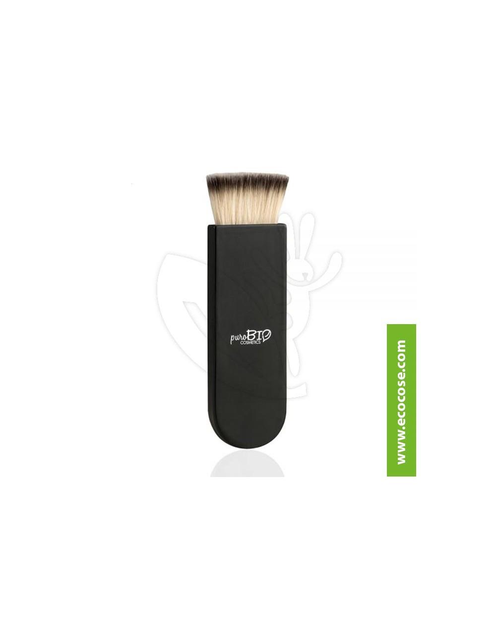 PuroBIO Cosmetics - Pennello 12 Contouring Flat