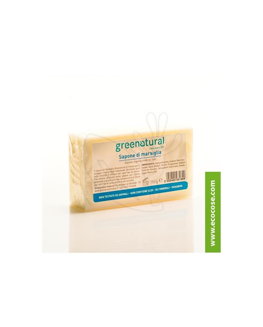 Greenatural - Sapone di Marsiglia 150 g
