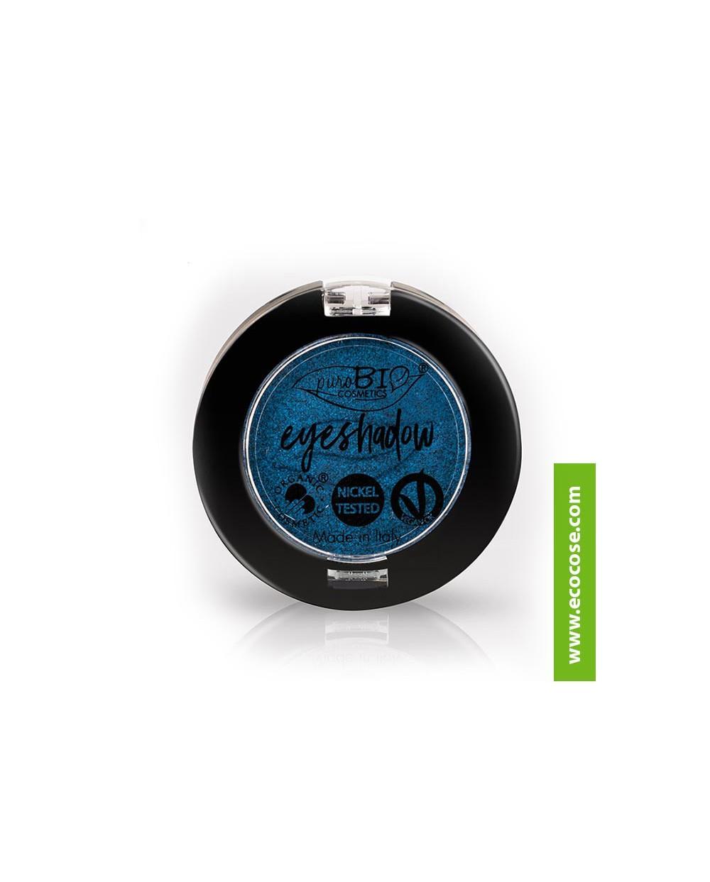 PuroBIO Cosmetics - Ombretto in cialda 07 Blu