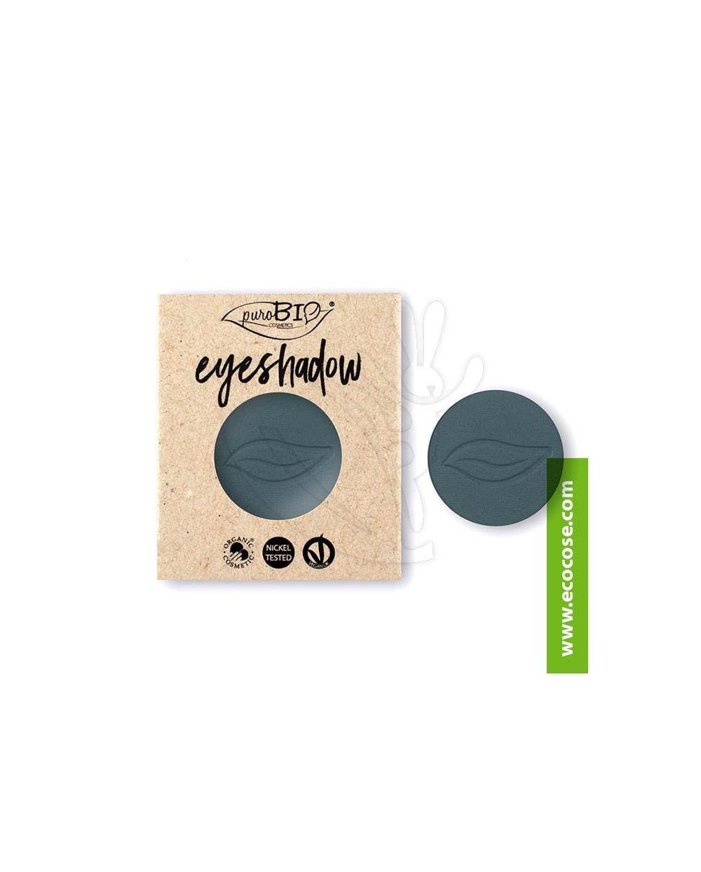 PuroBIO Cosmetics - Ombretto in cialda 08 Verde Bosco - REFILL
