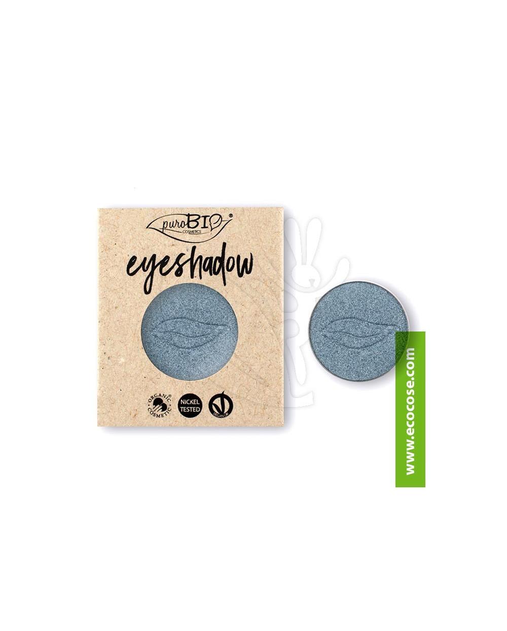 PuroBIO Cosmetics - Ombretto in cialda 09 Carta da zucchero - REFILL