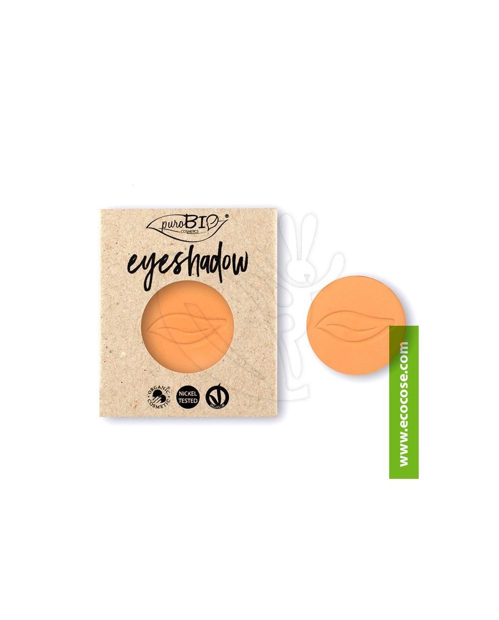 PuroBIO Cosmetics - Ombretto in cialda 12 Pesca - Peach - REFILL