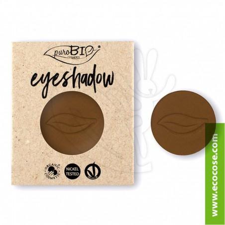 PuroBIO Cosmetics - Ombretto in cialda 14 Marrone freddo - Cold Brown - REFILL