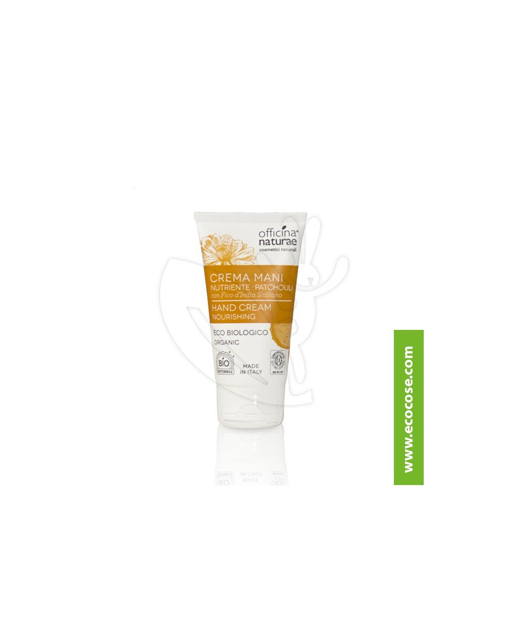 Officina Naturae - Gli Innovattivi - Crema mani nutriente patchouli