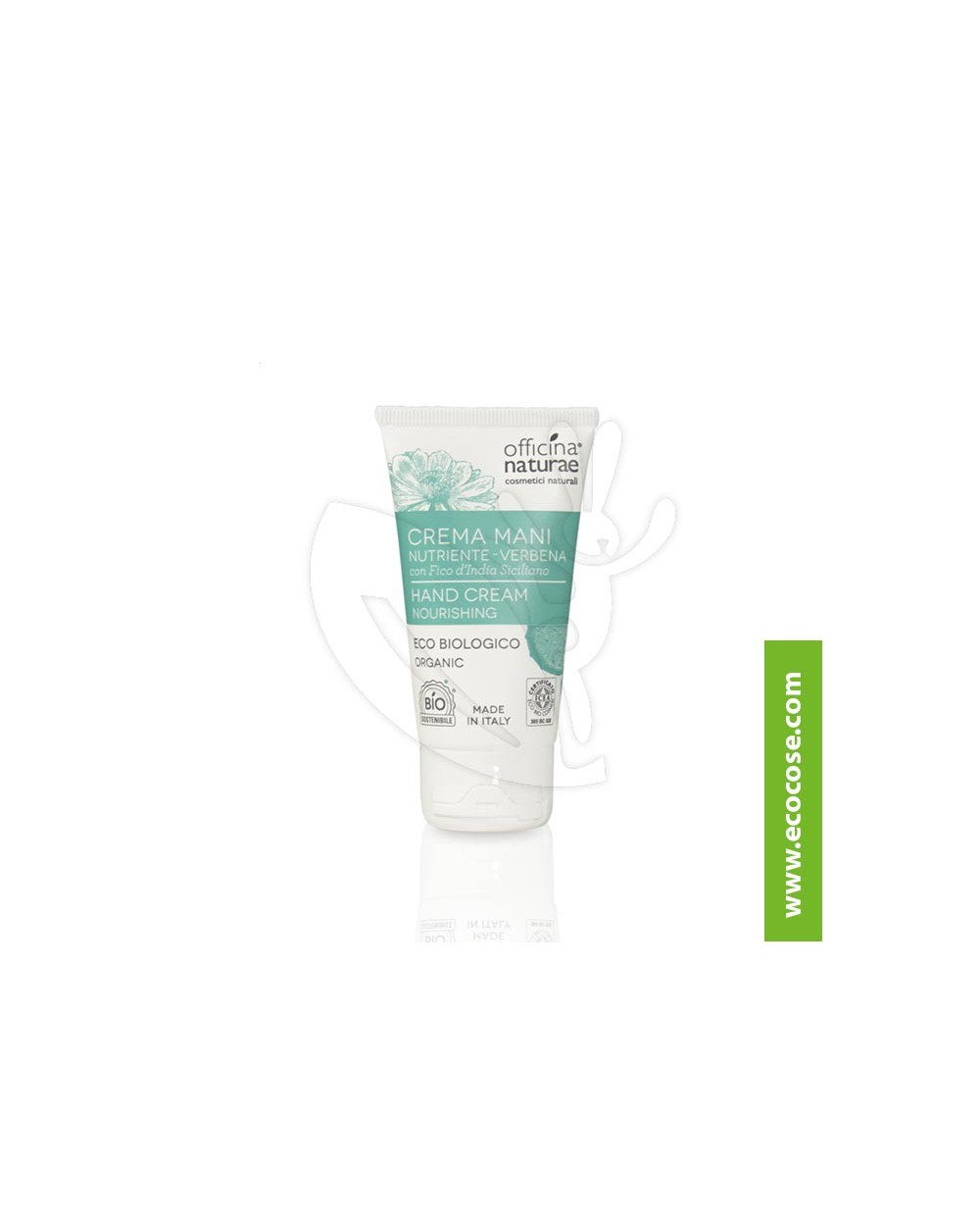 Officina Naturae - Gli Innovattivi - Crema mani nutriente verbena