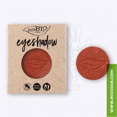 PuroBIO Cosmetics - Ombretto in cialda 21 Rosso rame REFILL