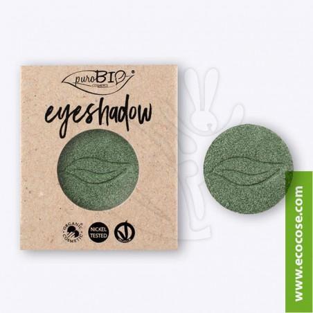 PuroBIO Cosmetics - Ombretto in cialda 22 Verde muschio REFILL