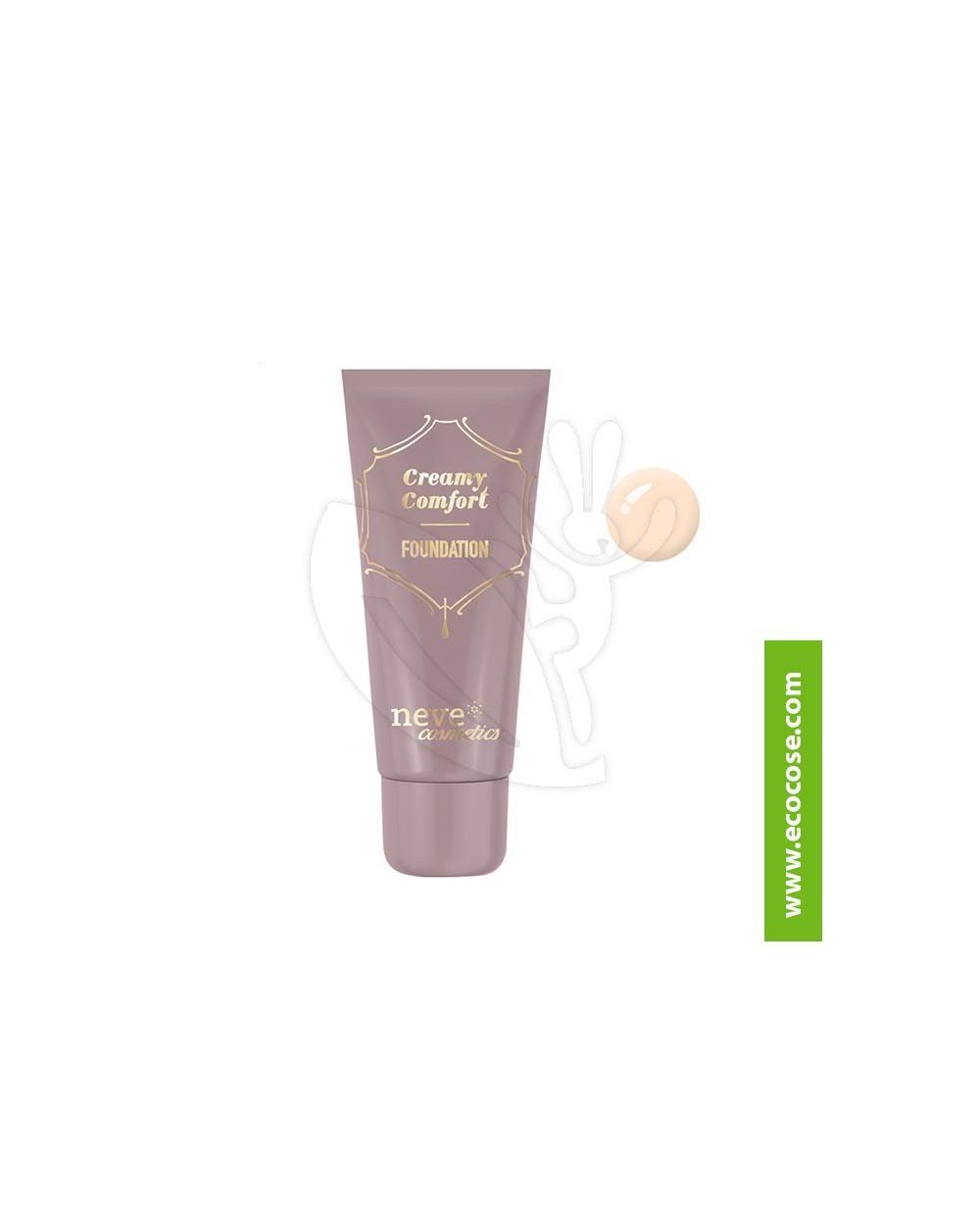 Neve Cosmetics - Fondotinta Creamy Comfort Fair Neutral