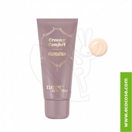 Neve Cosmetics Fondotinta Creamy Comfort Fair Neutral