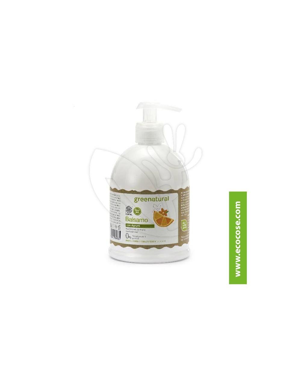 Greenatural - Balsamo capelli con Agrumi
