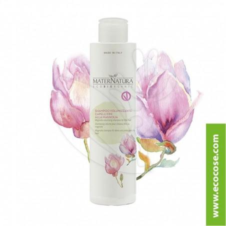 Maternatura - Shampoo volumizzante capelli alla Magnolia
