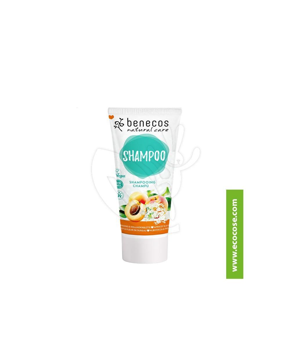 Benecos - Natural Care - Shampoo - Albicocca e Fiori di Sambuco