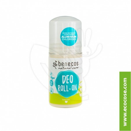 Benecos Natural Care - Deo roll on - Aloe Vera