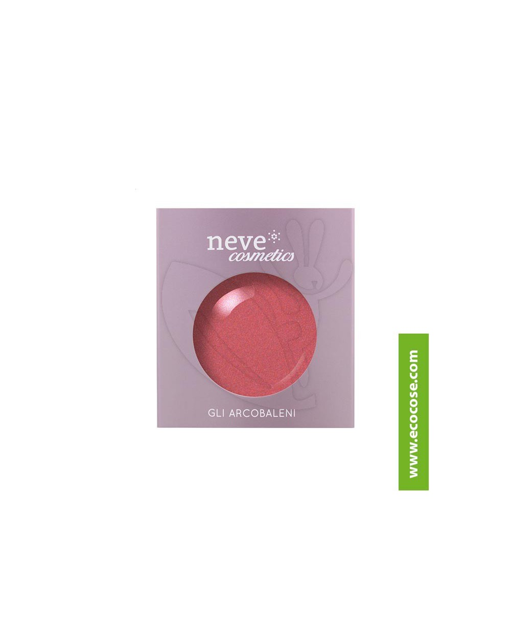 "Neve Cosmetics - Blush in cialda ""Court"""