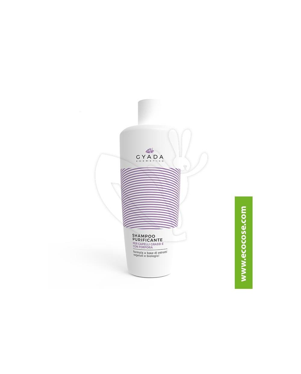 Gyada Cosmetics - Shampoo purificante