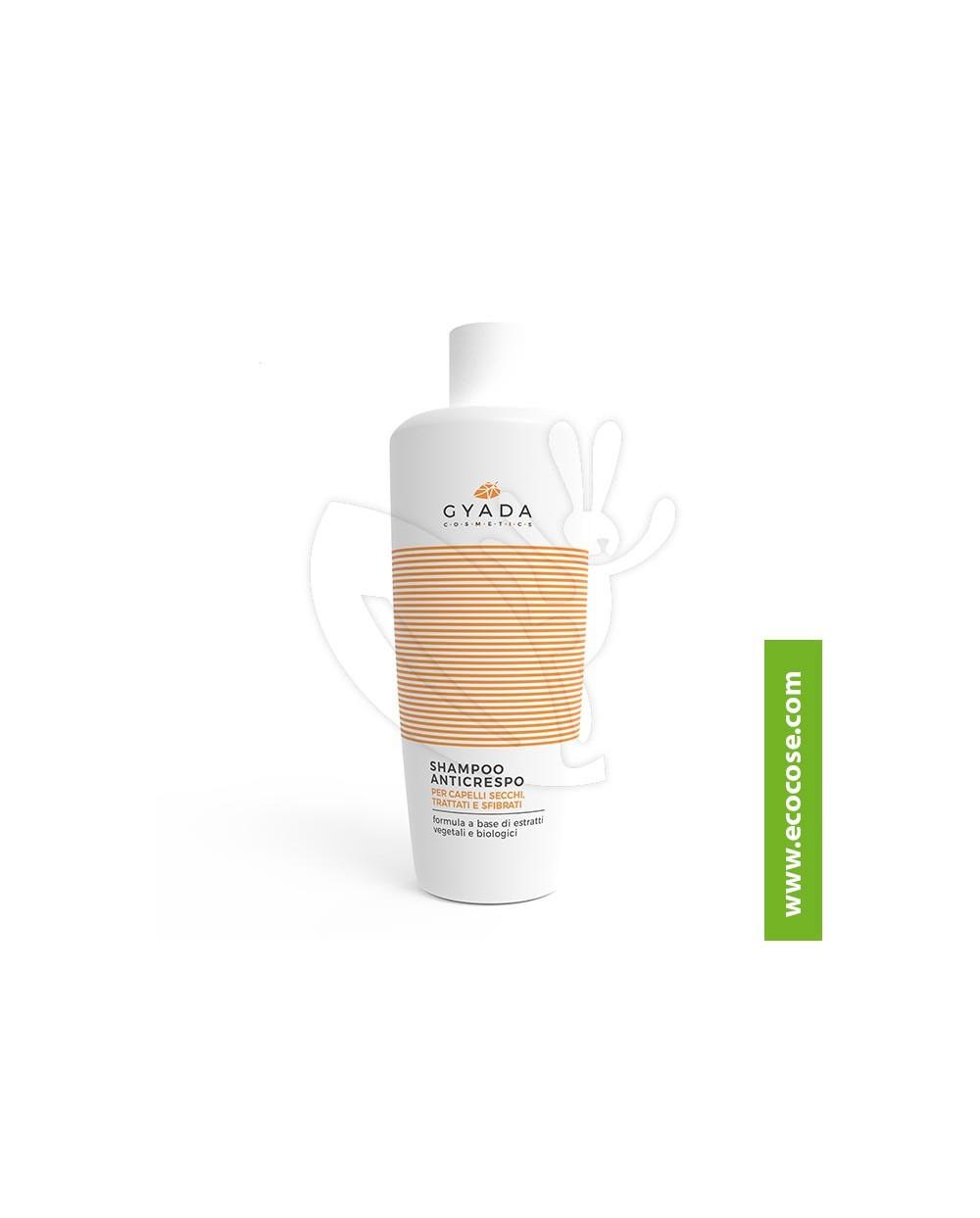 Gyada Cosmetics - Shampoo anticrespo