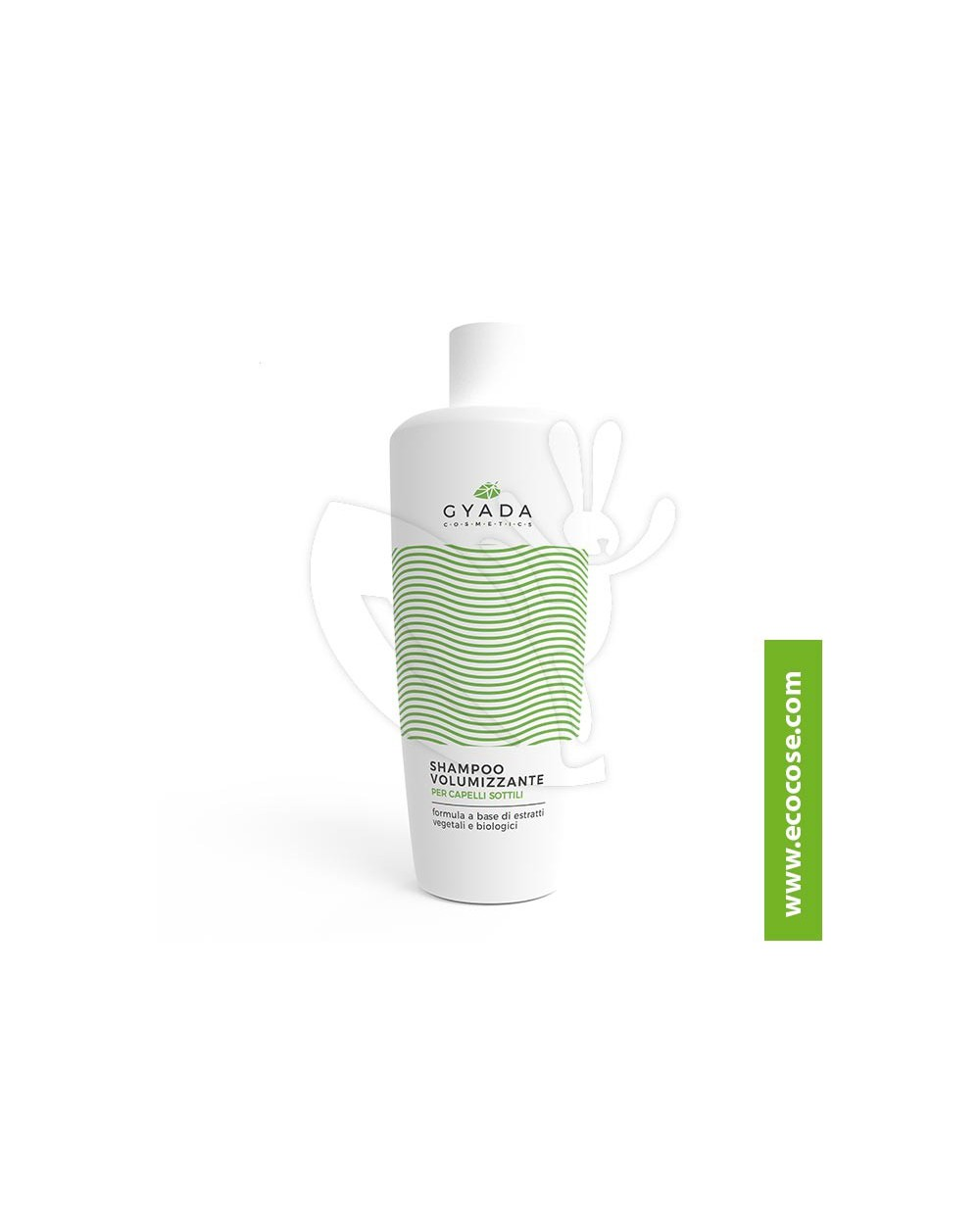 Gyada Cosmetics - Shampoo volumizzante