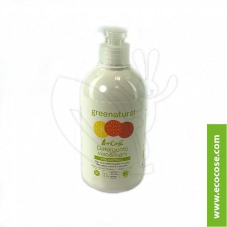 Greenatural - A+C+E - Detergente viso e mani
