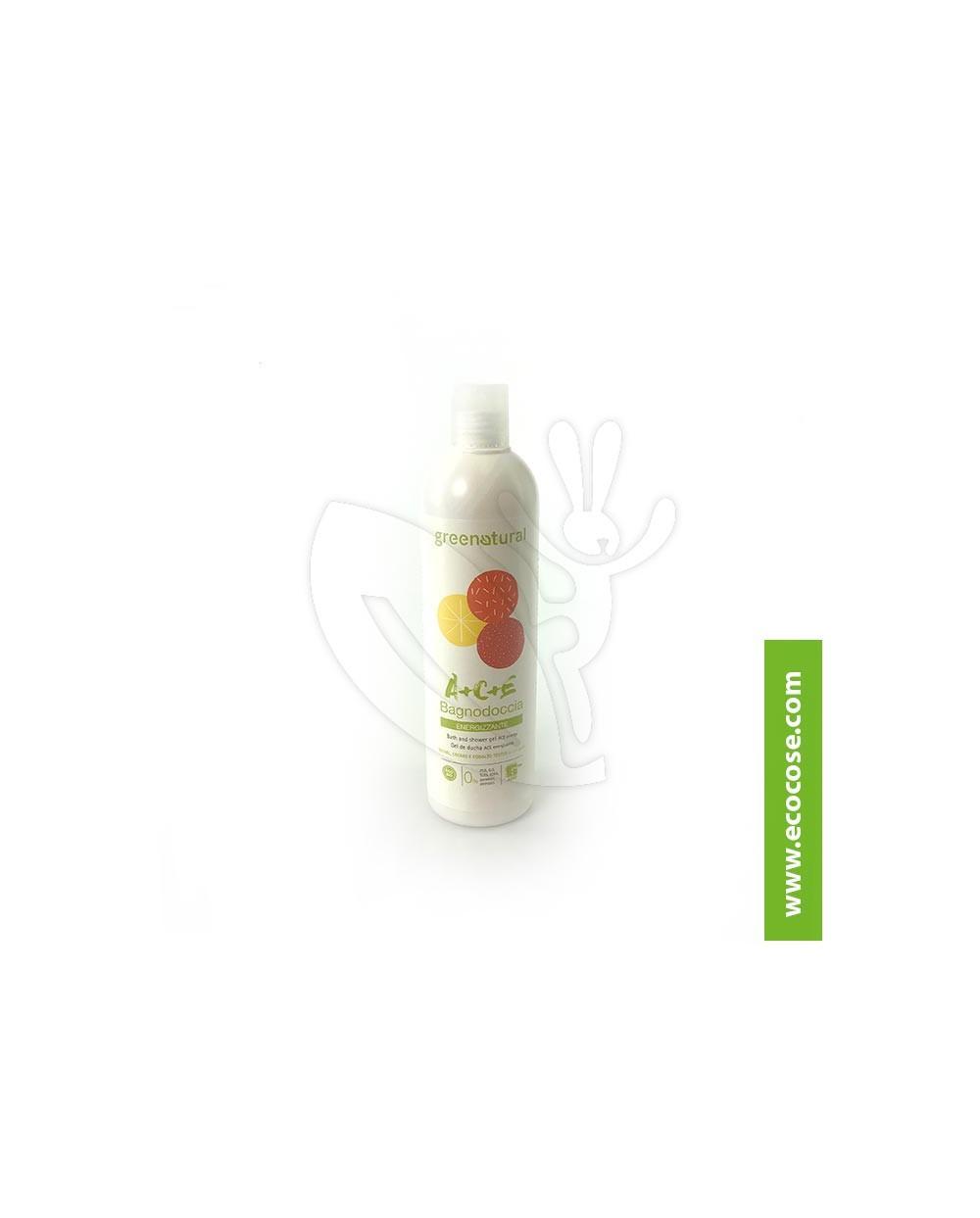 Greenatural - A+C+E - Bagnodoccia energizzante