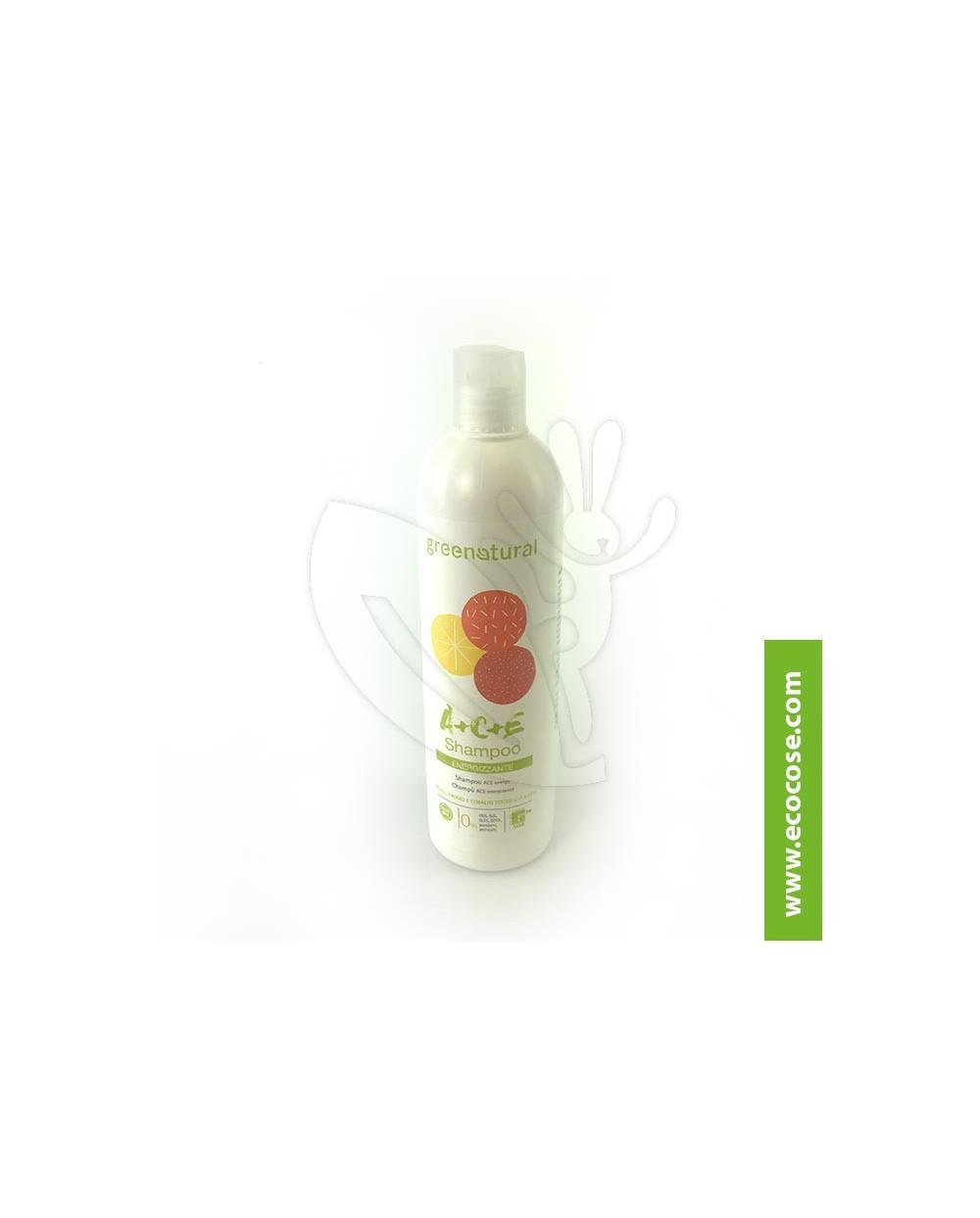 Greenatural - A+C+E - Shampoo energizzante