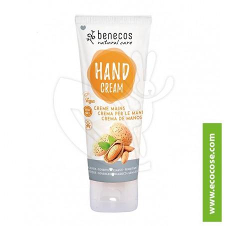 Benecos Natural Care - Crema mani Classic-Sensitive